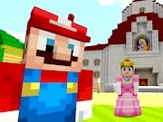 Minecraft Super Mario Bros