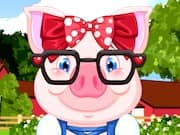 Juego Pet Stars Sloppy Baby Pig
