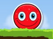 Smiley Bola Roja