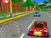 3D Mario Racing