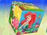 3d Princess Puzzle
