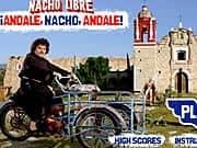 Nacho Libre Andale Motocicleta