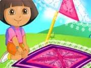Acampada de Dora la Exploradora