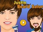 Afeita a Justin Bieber