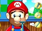 Afeitar a Mario