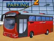 Juego Airport Bus Parking 2