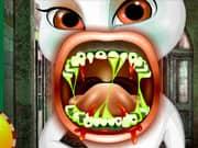 Angela Vampira al Dentista