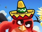 Angry Birds Mexicanos vs Trump