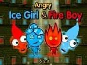 Juego Angry Ice Girl Fire Boy