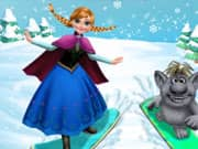 Anna Frozen Doctor Trolls