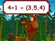 Aprender Matemáticas con Masha