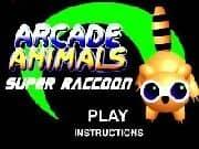Arcade Animals 3 : Super Racoon