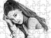 Ariana Grande Rompecabezas