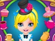 Juego Baby Barbie Tea Party