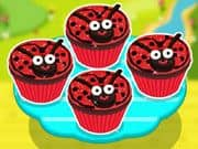 Baby Cooking Cupcake