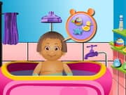 Juego Baby Daisy Bathing Time