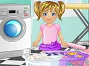 Juego Baby Emma Laundry Time