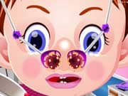 Baby Emma Nose Doctor