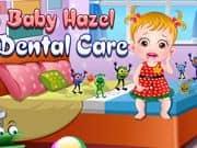 Baby Hazel Cuidado Dental