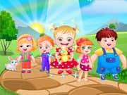 Baby Hazel Dia de los Hermanos
