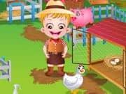 Baby Hazel Farm Tour