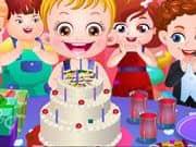 Baby Hazel Fiesta de Aniversario