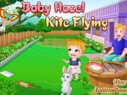Juego Baby Hazel Kite Flying