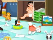 Juego Baby Room Clean Up