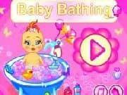 Bañar a Bebe