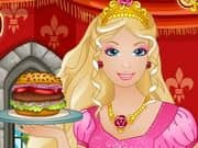 Juego Barbie Burger Restaurant