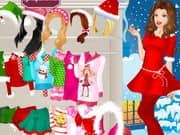 Juego Barbie Christmas Night