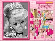 Barbie Cindirella Rompecabezas