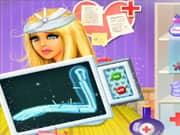 Barbie Cirugia del Brazo