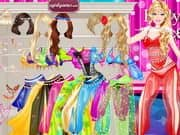 Juego Barbie Exotic Belly Dancer