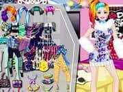 Juego Barbie in Monster High