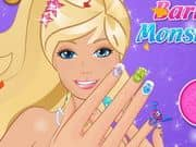Juego Barbie Like Monster Nails