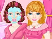 Juego Barbie Look Alike Makeover
