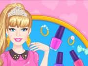 Barbie Nueva Manicura