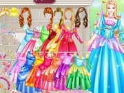 Juego Barbie Princess Dresses