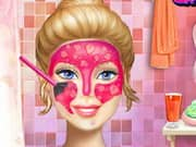 Juego Barbie Real Make Up