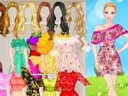 Juego Barbie Summer Dresses
