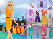 Juego Barbie Visits London