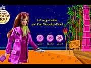 Barbie y Scooby Doo