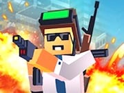 Juego Battle Royale Craft