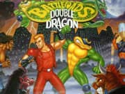 Juego Battletoads and Double Dragon