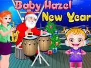 Bebe Hazel Fiesta de Año Nuevo