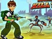 Ben 10 Aliens Kill Zone