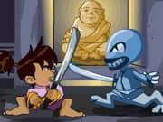 Ben 10 Magic Sword