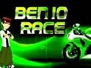 Ben 10 Motobike Race