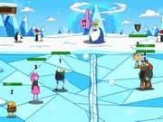 Ben 10 Snowbrawl Battle 2